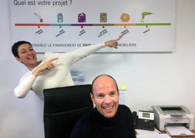 Anne Marie et Laurent - Courtiers en prêt immobilier et rachat de Crédit à Lunel
