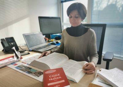 Laurence CREPET Avocate spécialiste du droit du travail sur Nîmes et Montpellier