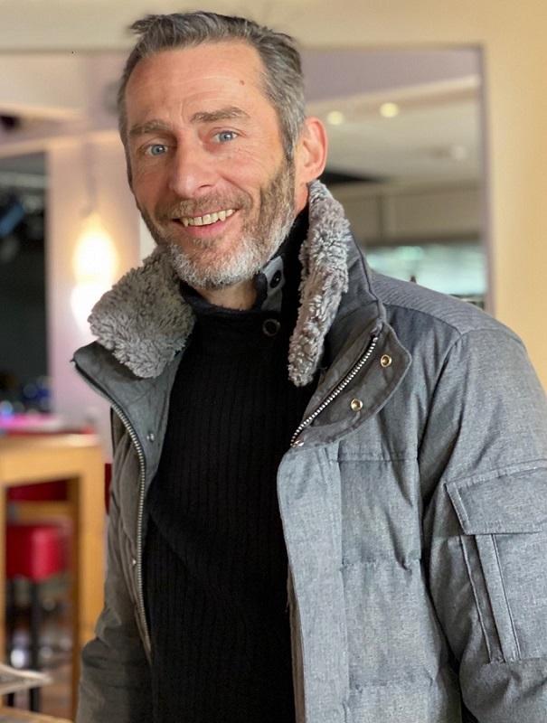 Christope CICALESE Gérant de l'Hotel Restaurant Mon Auberge à Lunel