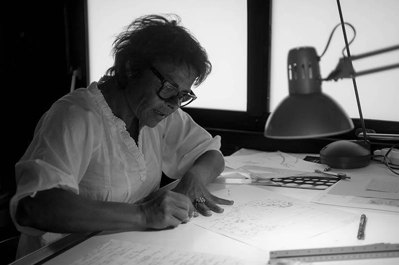 Karine Goxes - architecte paysagiste sur l'hérault et le gard
