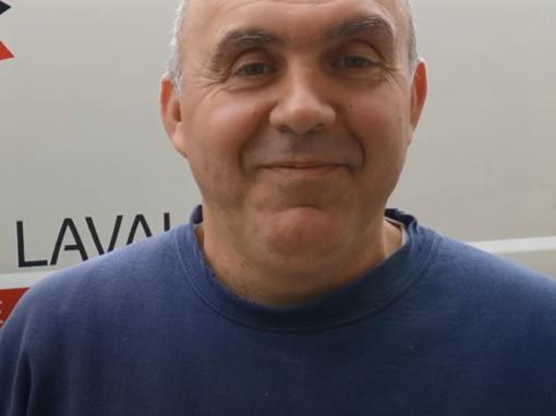 Stéphane Laval<br> Plaquiste, Peintre