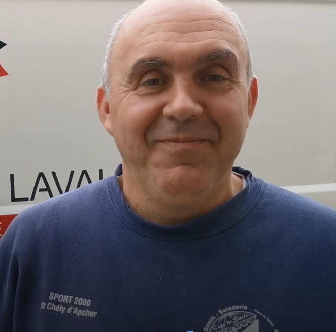 Stéphane LAVAL, plaquiste et peintre sur le Gard et l'Hérault