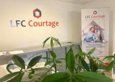 Agence LFC Courtage Lunel, rachat de crédit et prêts immobilier