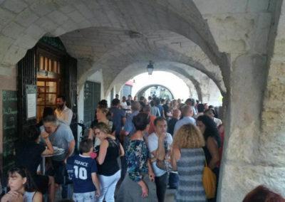 Evénément festif organisé par le caviste Ô pécheur de vin à Lunel