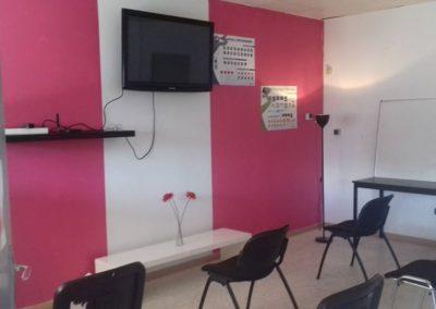 Salle de cours de code de la route à Lunel, RC Conduite
